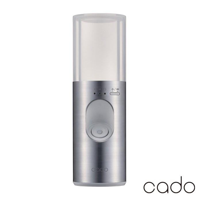 cado MH-C11U 隨身型充電加濕器/時尚銀(公司貨)