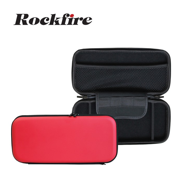 Rockfire Switch 專用主機硬殼包(紅色)