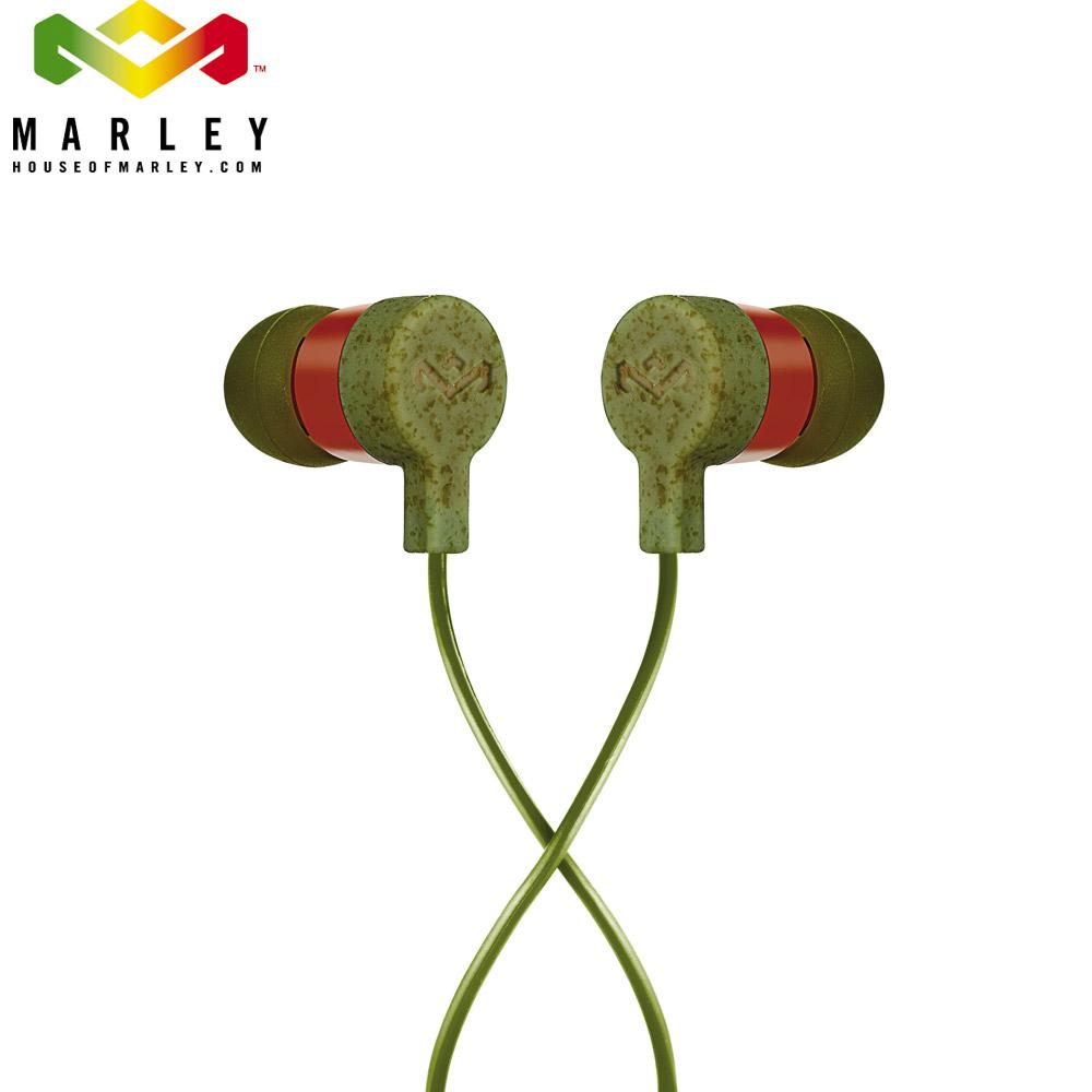 Marley Mystic 神秘入耳式耳機 - 叢林綠(JE070-GR)