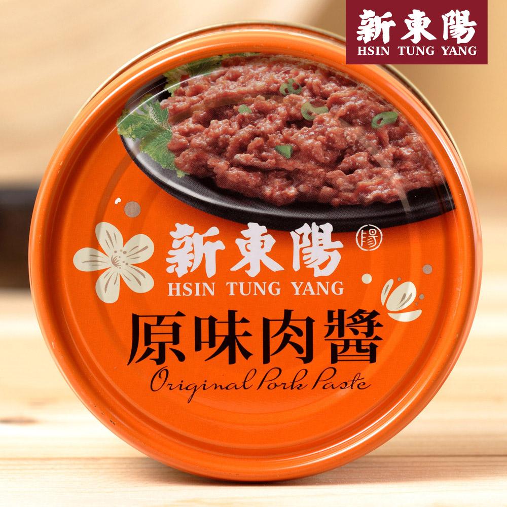 【新東陽】原味肉醬 (160g*12罐),免運