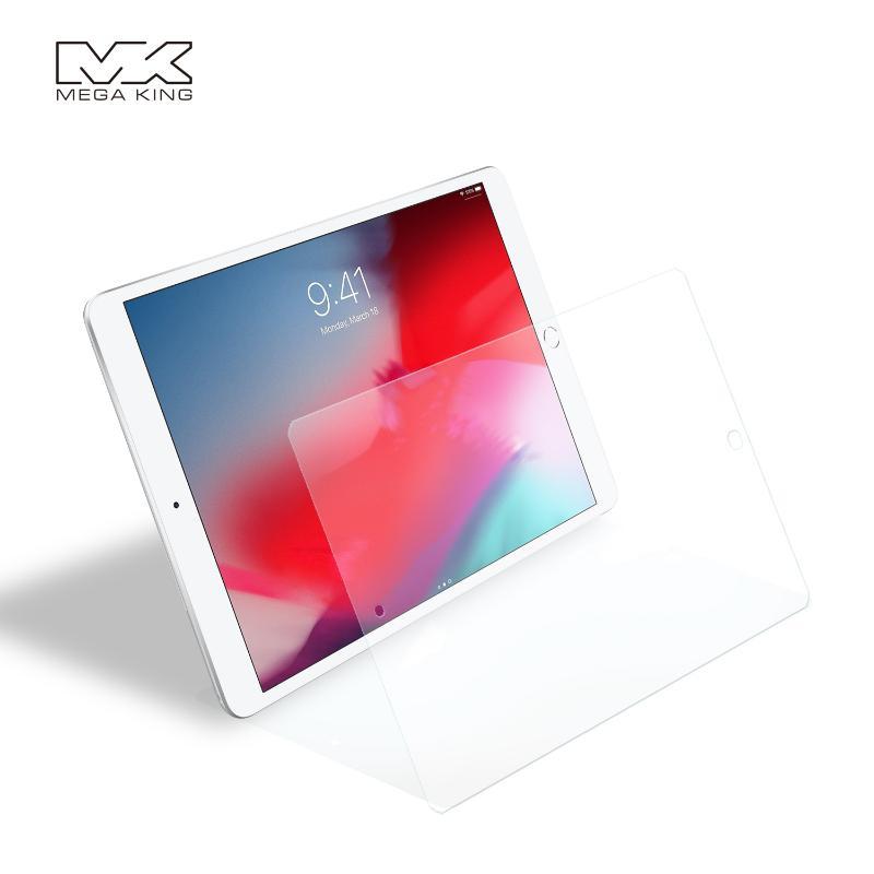 MEGA KING 霧面保護貼 apple iPad 10.2 2019