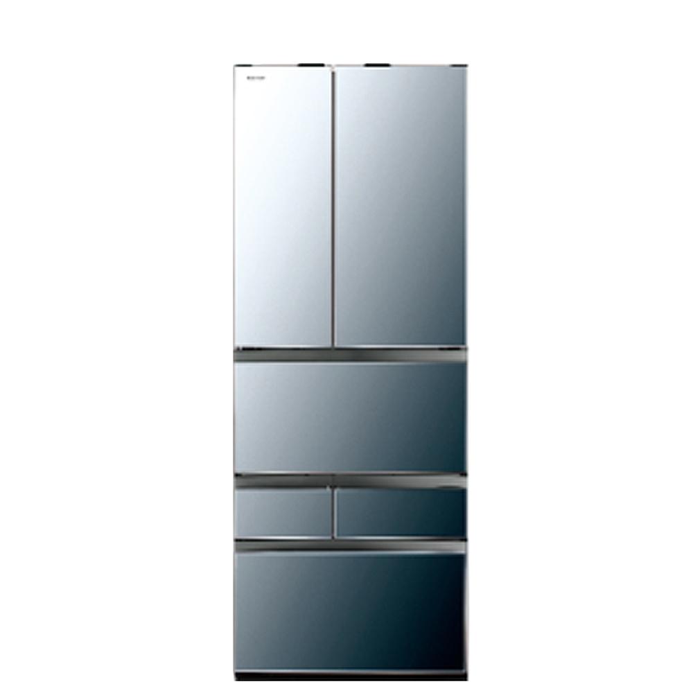 TOSHIBA東芝601公升六門變頻冰箱GR-ZP600TFW(X)