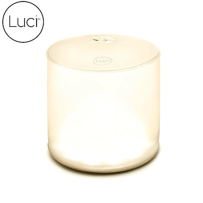 【美國LUCI 】充氣式太陽能LED燈-Lux柔和黃光