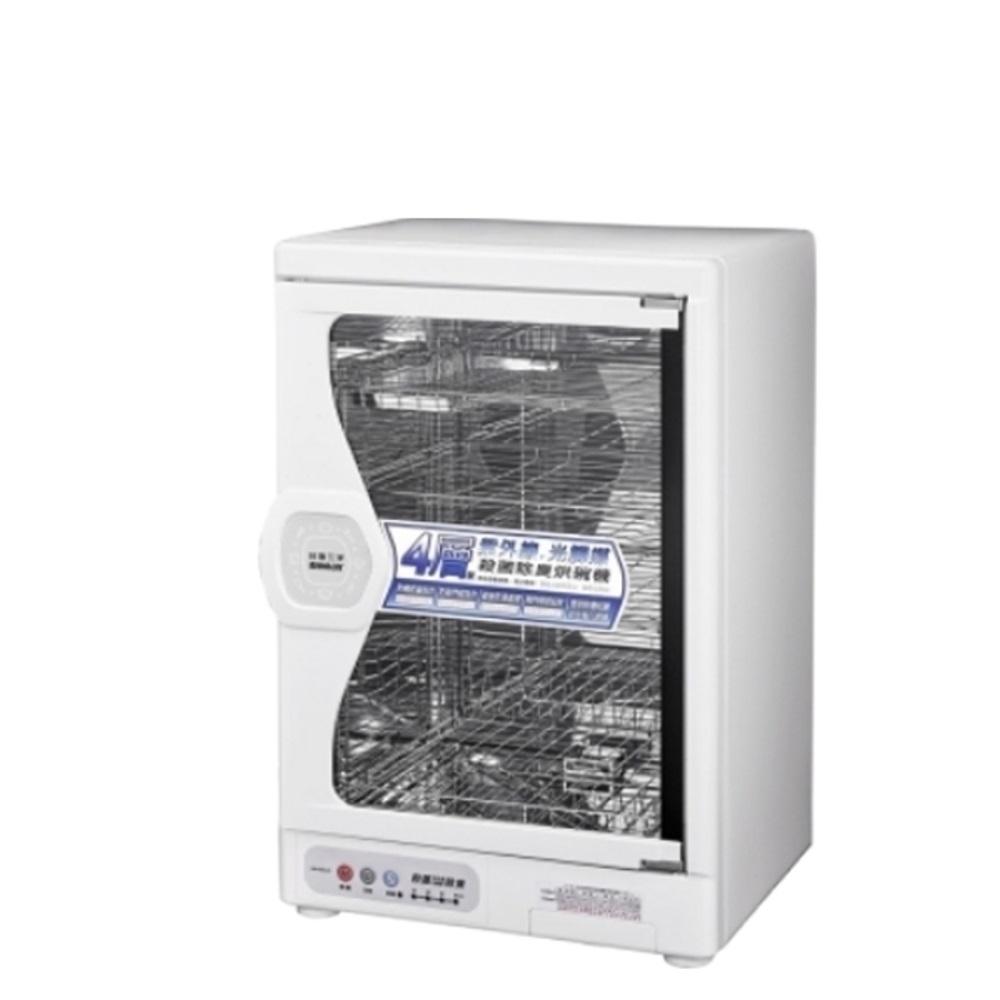 SANLUX台灣三洋85L四層紫外線殺菌除臭烘碗機烘碗機SSK-85SUD