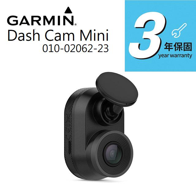 Garmin Dash Cam Mini 極致輕巧高畫質行車記錄器 010-02062-23