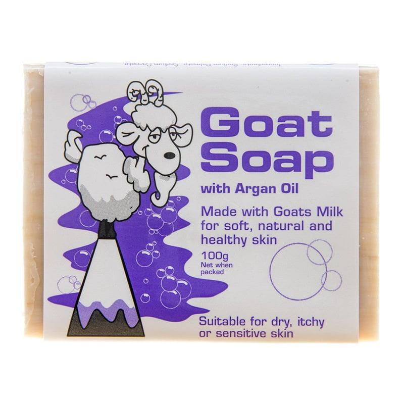 Goat Milk Soap純手工製作山羊奶皂一入-摩洛哥堅果油