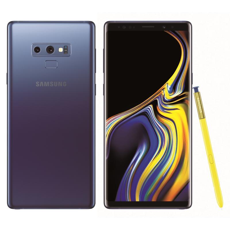 SAMSUNG Galaxy Note9 512G SM-N960【贈充電雙寶】