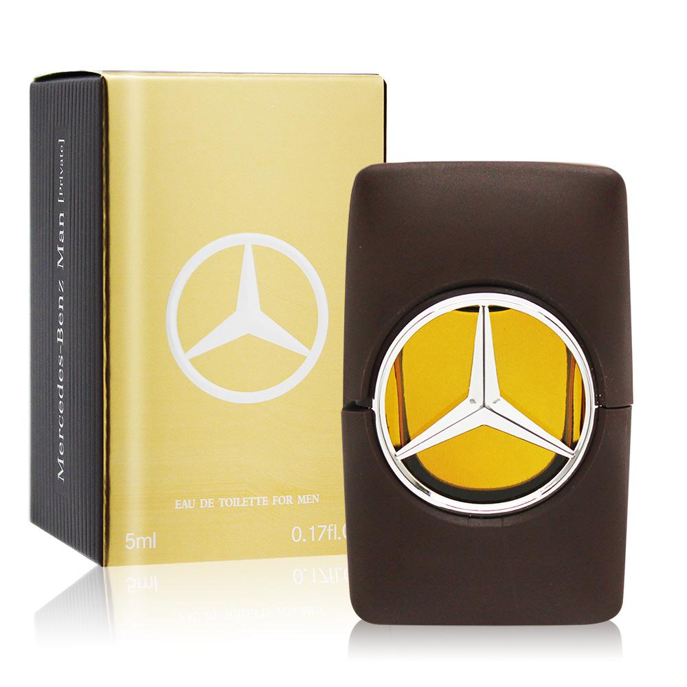 Mercedes Benz 賓士 私人訂製男性淡香水 Private(5ml) EDT-國際航空版