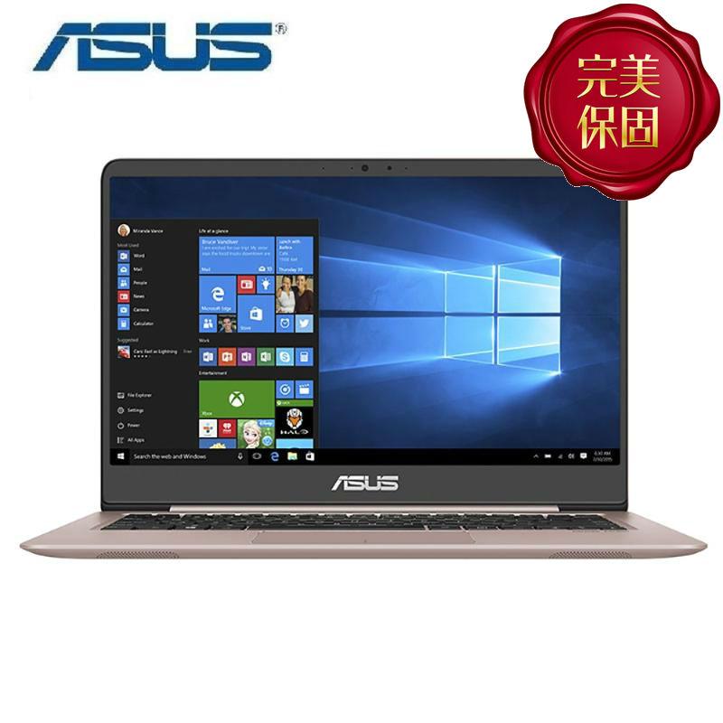 ASUS UX410UF(i7-8550U) 8G 128G+1T 金 14吋FHD_UX410UF-0141C8550U