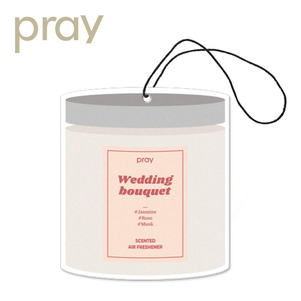 Pray 吊掛香氛片系列-茉莉花薔