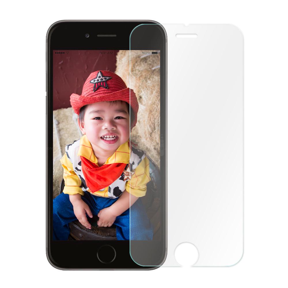 【2入組】AdpE iPhone XR 6.1吋 2.5D 9H鋼化玻璃保護貼