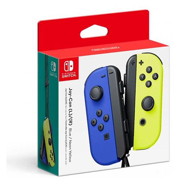 Nintendo Switch Joy-Con 左右手控制器 藍黃