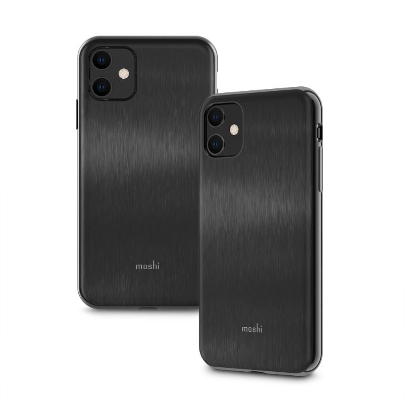 Moshi iGlaze 經典保護背殼iPhone 11 6.1 黑