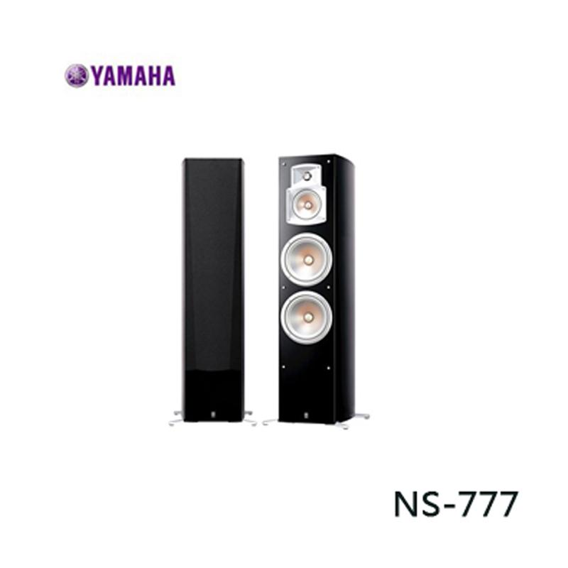 【YAMAHA 山葉 】家用揚聲系統 NS-777 主喇叭 落地喇叭 家庭劇院 一對 NS777