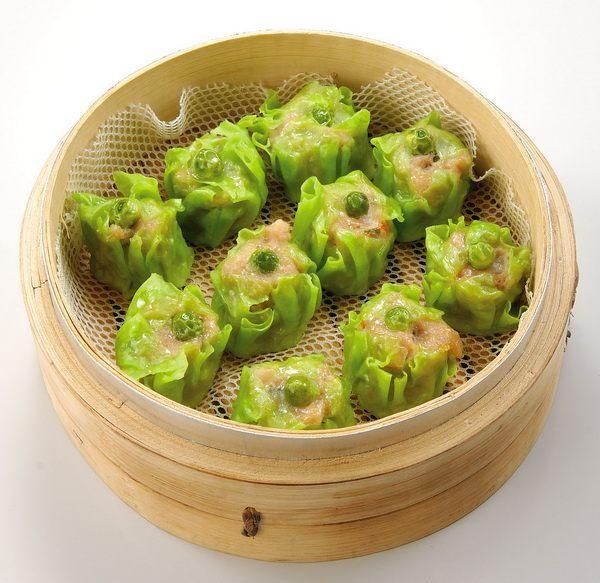 《禎祥食品》翡翠燒賣(30粒/包,共2包)