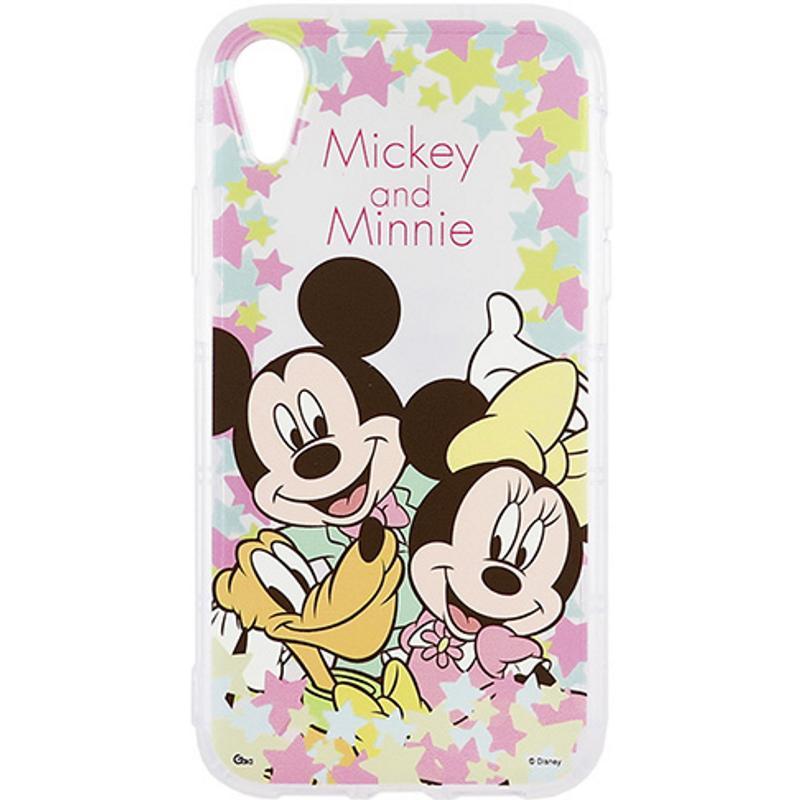 迪士尼空壓保護殼iPhoneXR 米奇家族