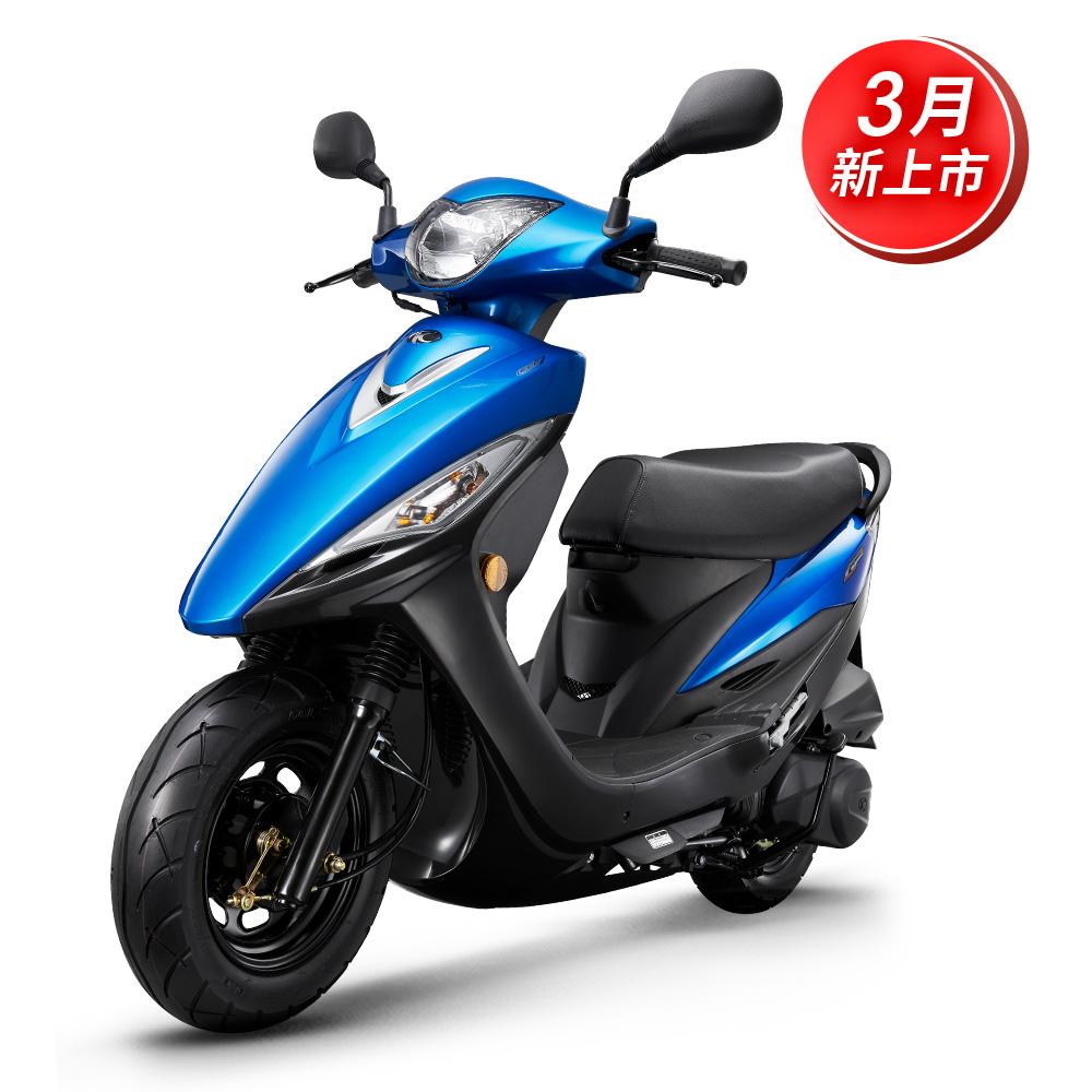 【KYMCO光陽】GP 125 鼓煞 七期車 新式樣 (2021年新車)SJ25ZB