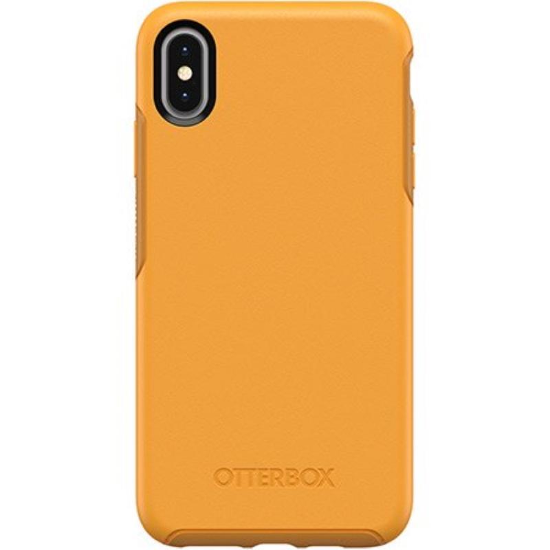 OtterBox 炫彩幾何保護殼iPhone Xs Max 黃