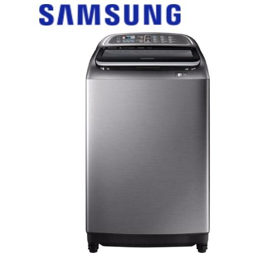 【SAMSUNG三星】16kg 直立式雙效手洗洗衣機 WA16J6750SP/TW