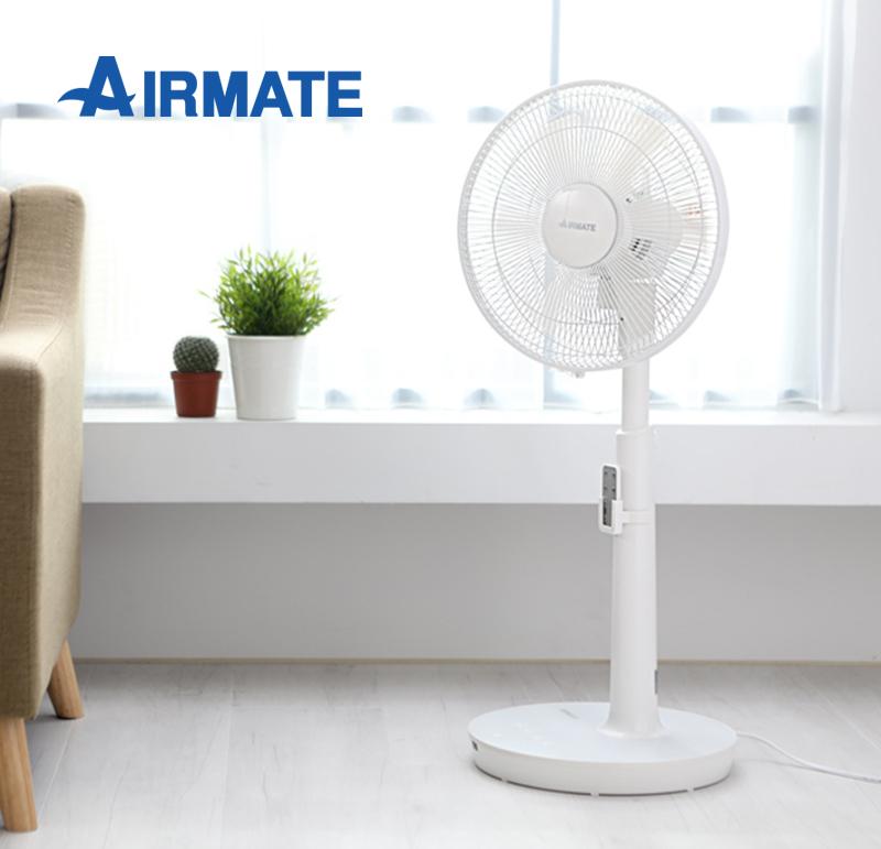 AIRMATE 艾美特 FS30002R 12吋 DC直流 馬達工藝設計 遙控立地電扇
