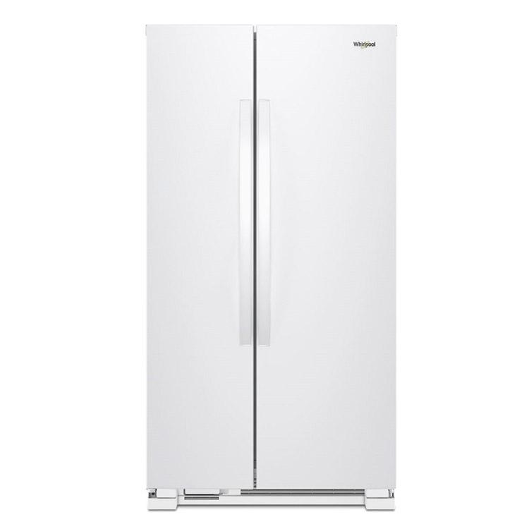 【惠而浦Whirlpool】640公升/640L對開雙門冰箱 WRS312SNHW (對開門)