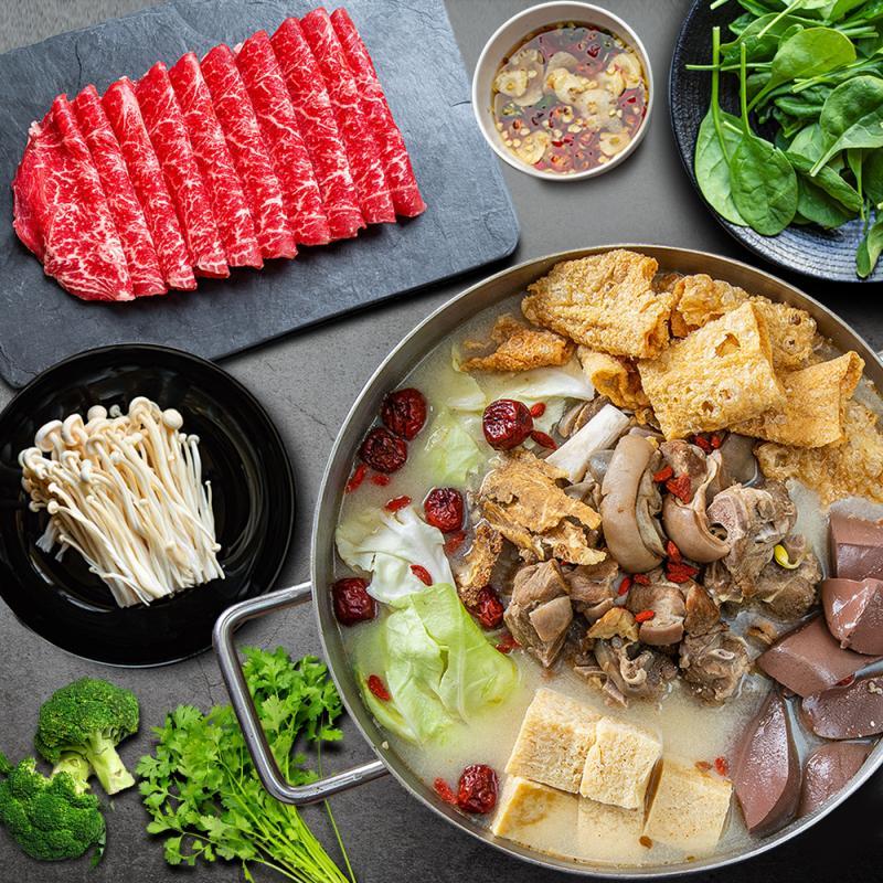 【台北】紅燒豆腐乳羊肉爐 (兩包提貨卷含低溫運送費250)
