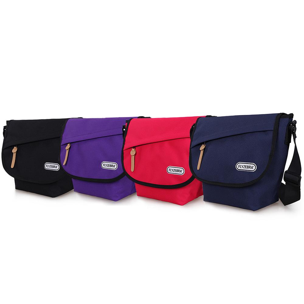 FLYZEBRA FBK3004 斜肩腰包(紫色)