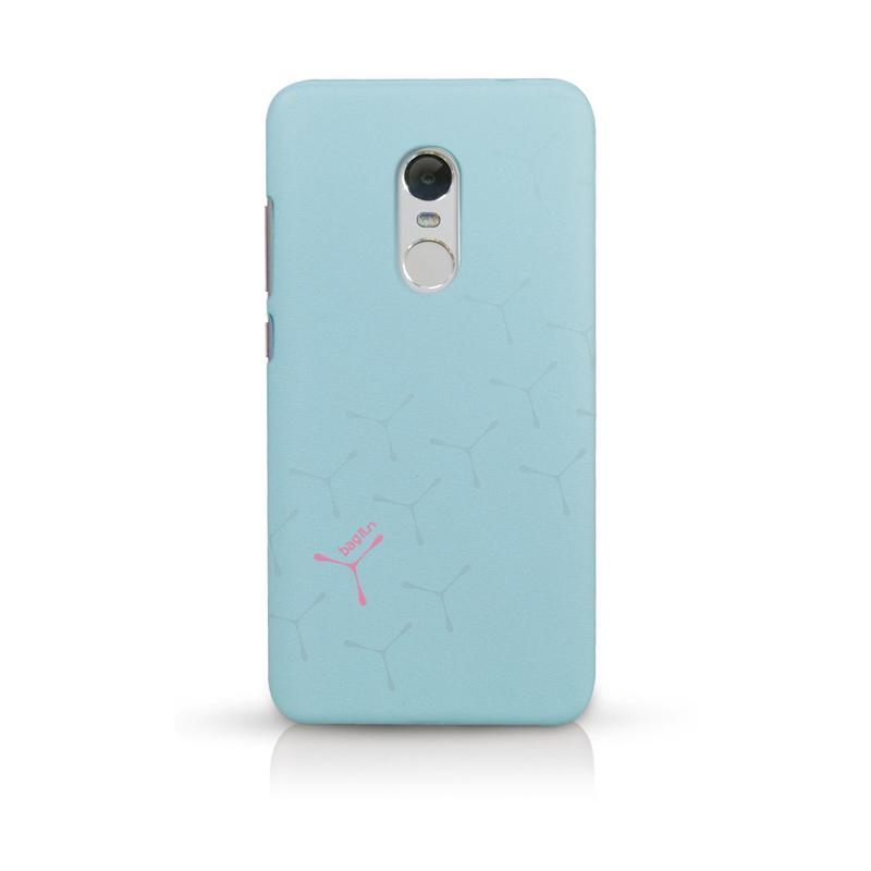 Bagrun紅米 Note 4 運動背蓋 藍色