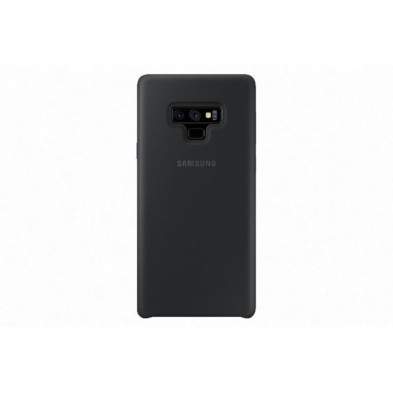 SAMSUNG Galaxy Note9 薄型背蓋 (矽膠材質) 黑
