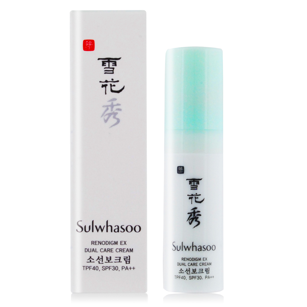 Sulwhasoo 雪花秀 素扇凝顏雙效防護日霜SPF30/PA++(5ml)
