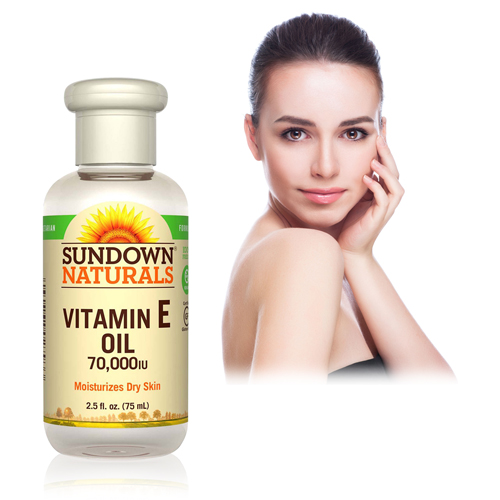 【即期品】Sundown日落恩賜 維他命E凝膠全效護膚油(75ml/瓶)-商品有效期限2019/11月底