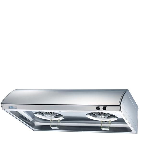 (全省安裝)莊頭北80公分單層式(與TR-5195W/TR-5195同款)排油煙機白色烤漆TR-5195W-80CM