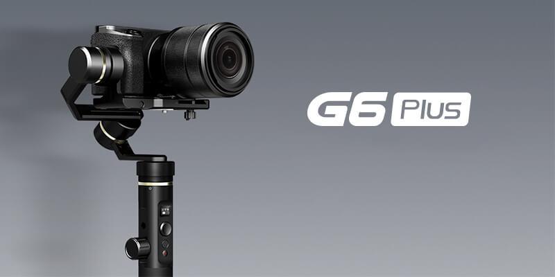 Feiyu飛宇 G6 plus 運動相機/手機/微單 三用三軸手持穩定器(不含手機、相機) | 先創國際