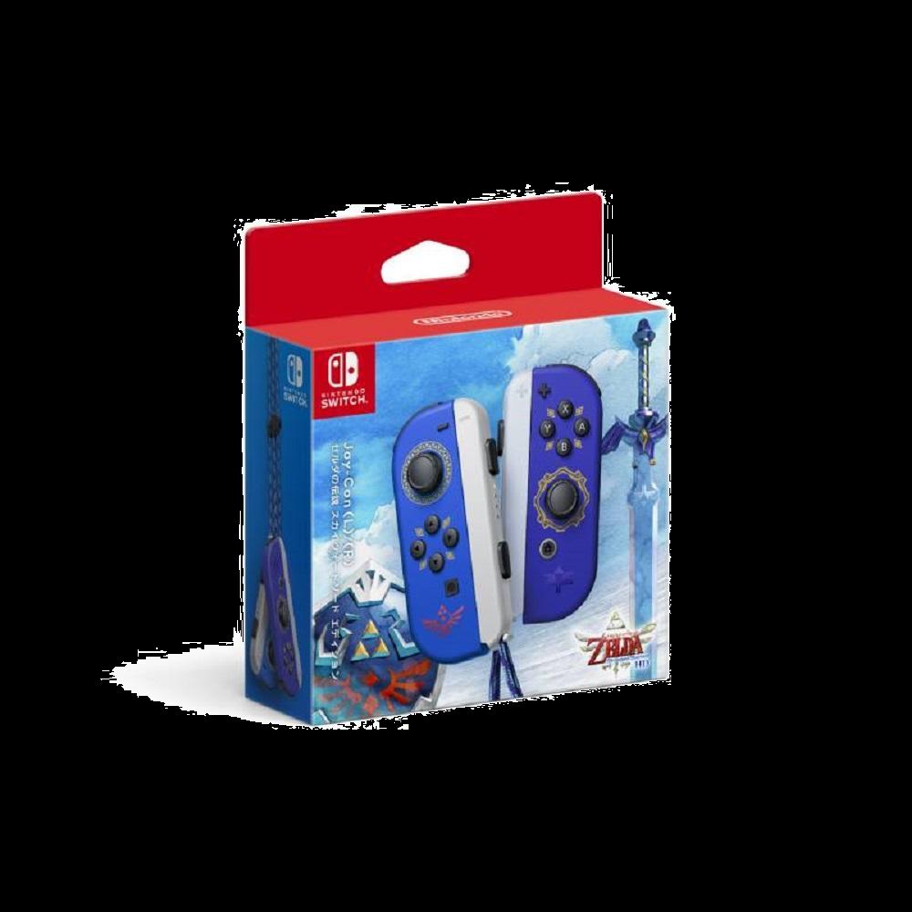Nintendo Switch Joy-Con 禦天之劍 特別款控制器