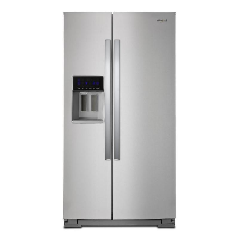 Whirlpool惠而浦 840公升 對開雙門冰箱 WRS588FIHZ