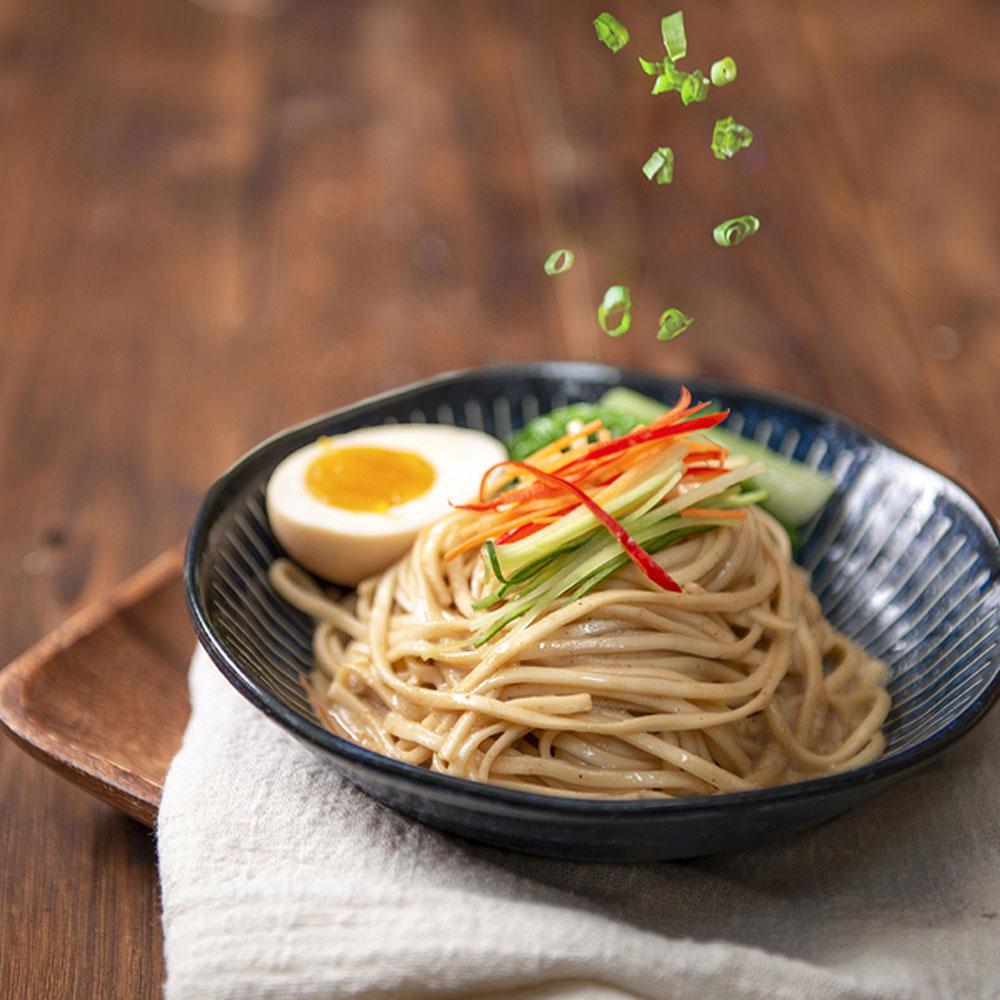 漢來美食 來拌麵組-胡麻椒香*3袋 (4入/袋)*
