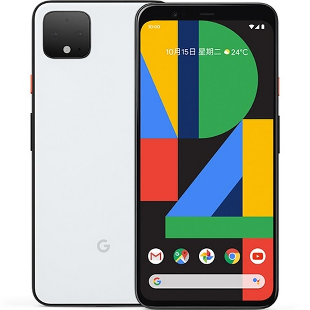 Google Pixel 4 6G/128G 5.7吋 智慧型手機 (就是白)
