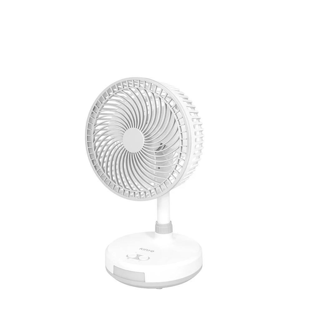 KINYO8吋充電式涼風扇電風扇CF-5770