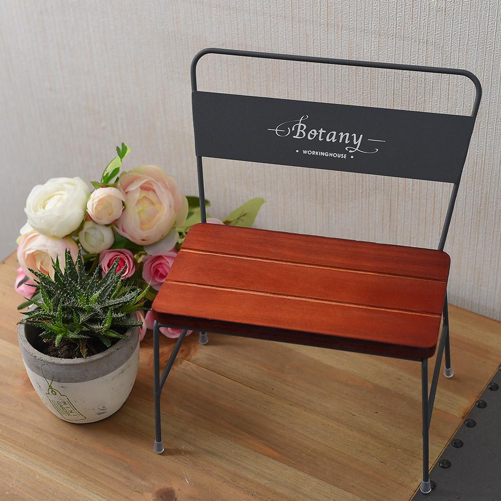 自然學雙人座椅擺飾-生活工場