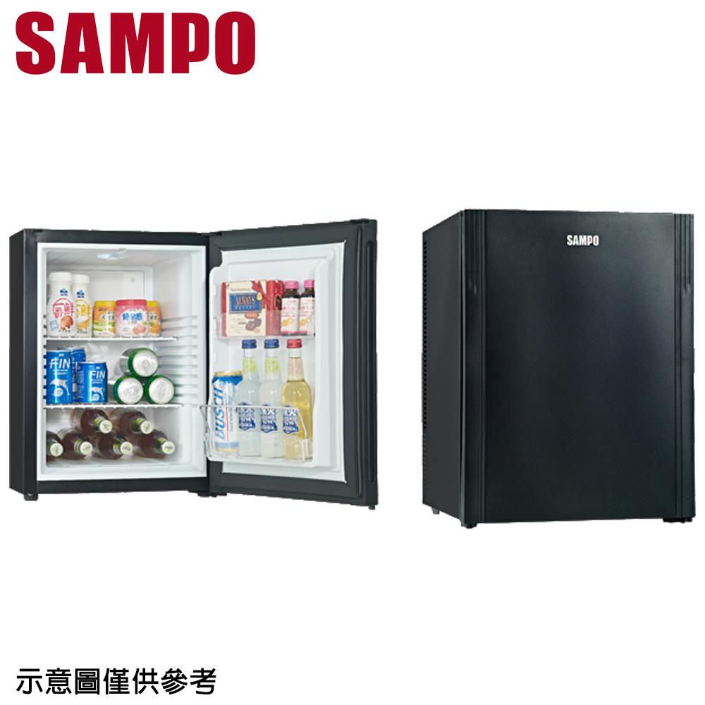 【SAMPO聲寶】50公升單門冰箱KR-UB50C(只送不裝)