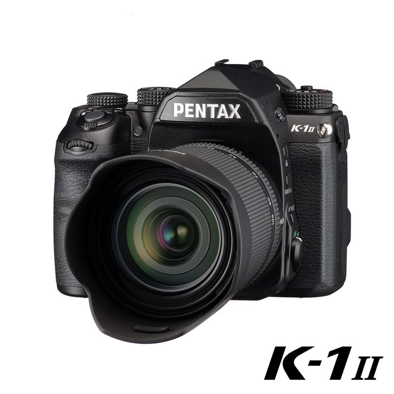 PENTAX K-1 II+HD DFA28-105mm變焦旅遊單鏡組【公司貨】 官網註冊送對應之電池手把+星空包-8.31