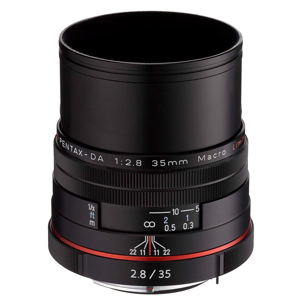 PENTAX HD DA 35mm F2.8 Macro Limited_黑色【公司貨】
