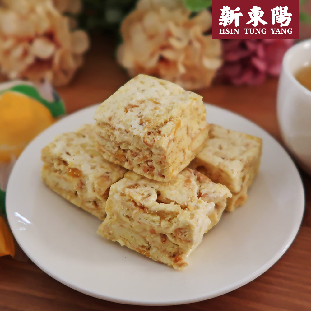 【新東陽】雪花餅-芒果(180g*5包),免運