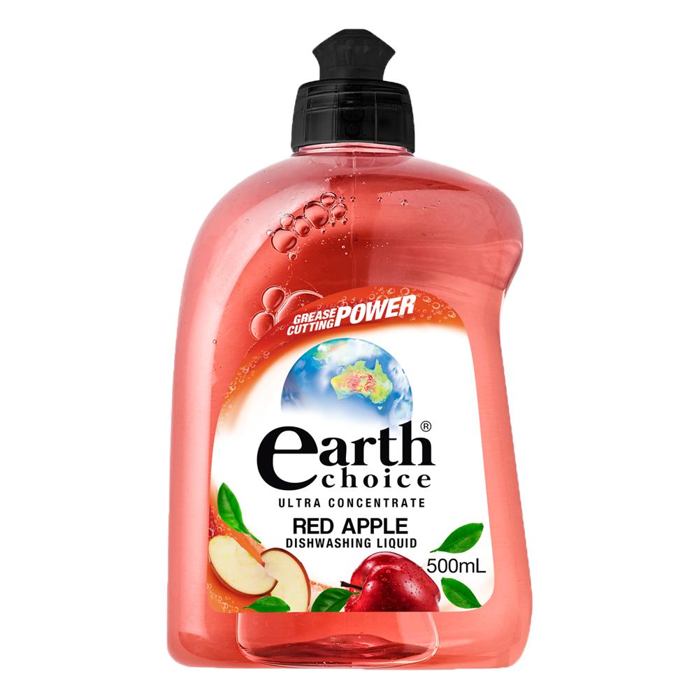 【澳洲Natures Organics】植粹濃縮洗碗精(蘋果)500mlx4入