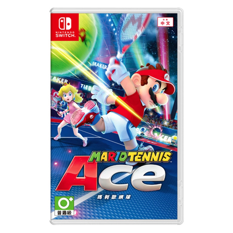 Nintendo Switch 瑪利歐網球 王牌高手 Mario Tennis Ace_中文版