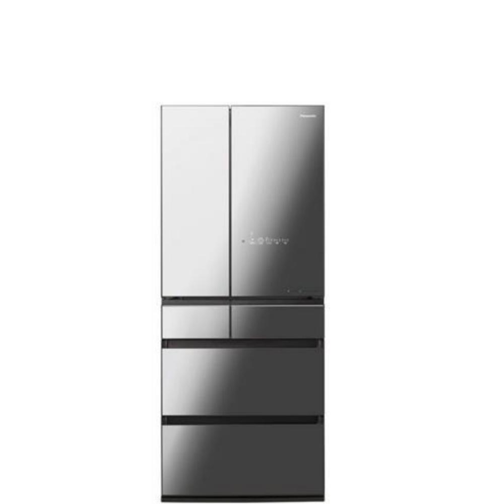 Panasonic國際牌650公升六門變頻冰箱鑽石黑NR-F655WX-X1