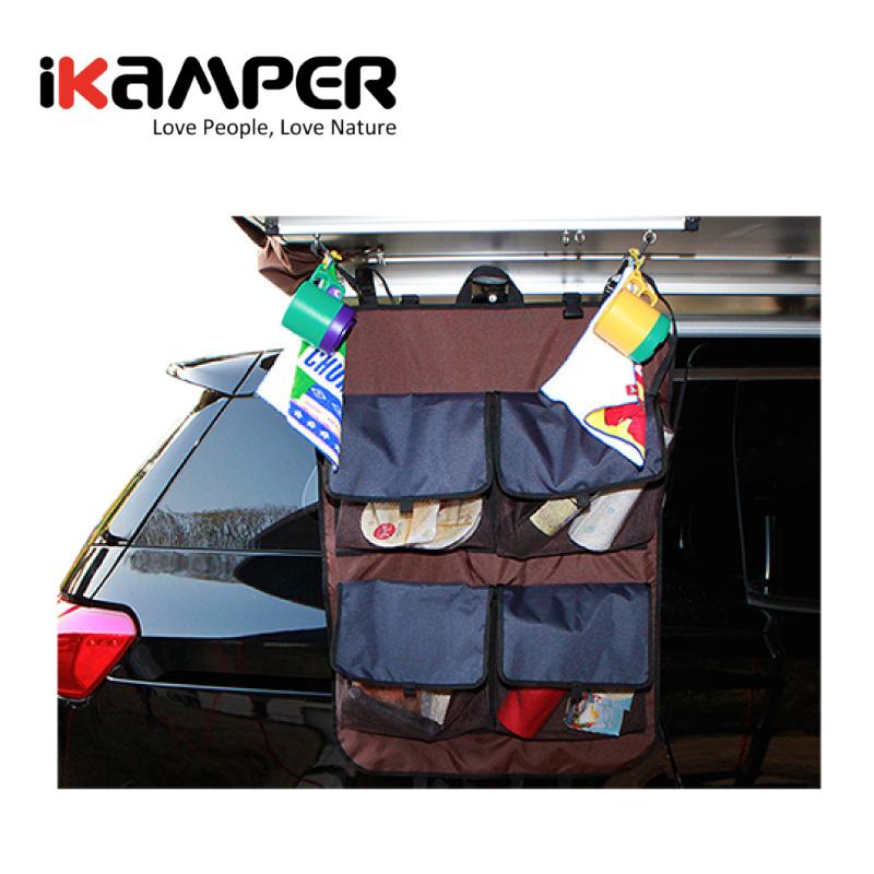 IKAMPER Skycamp 車頂帳蓬配件 Storage Shelf 儲物架 儲物袋 掛袋