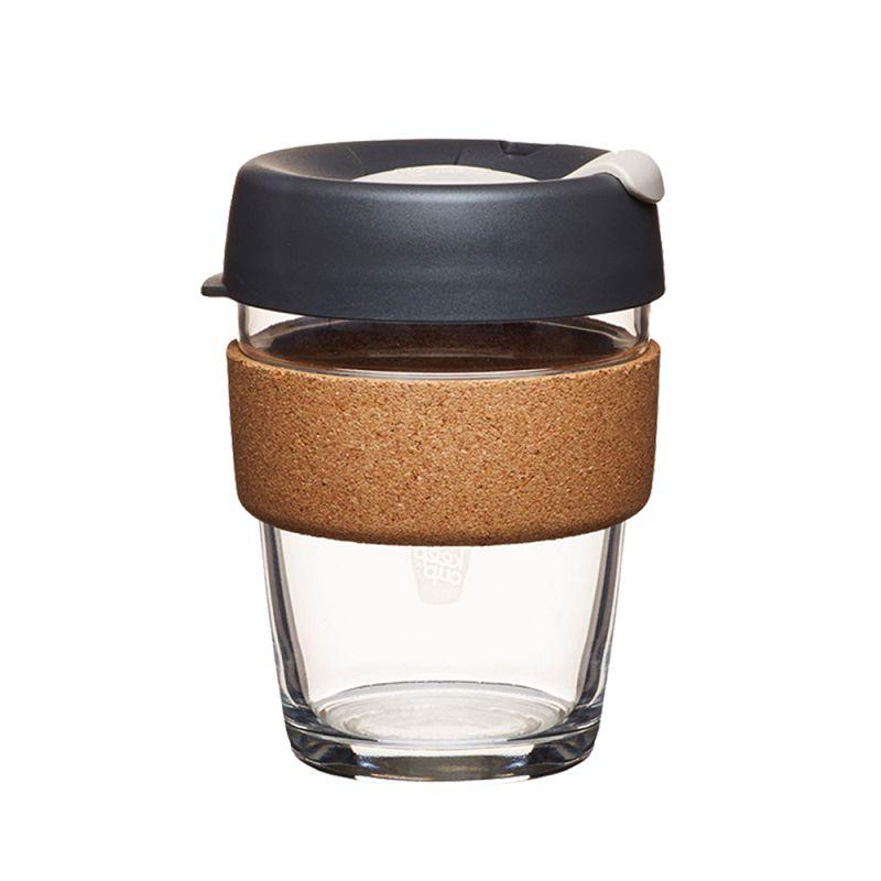 澳洲 KeepCup 隨身咖啡杯 軟木系列 M - 重烘焙