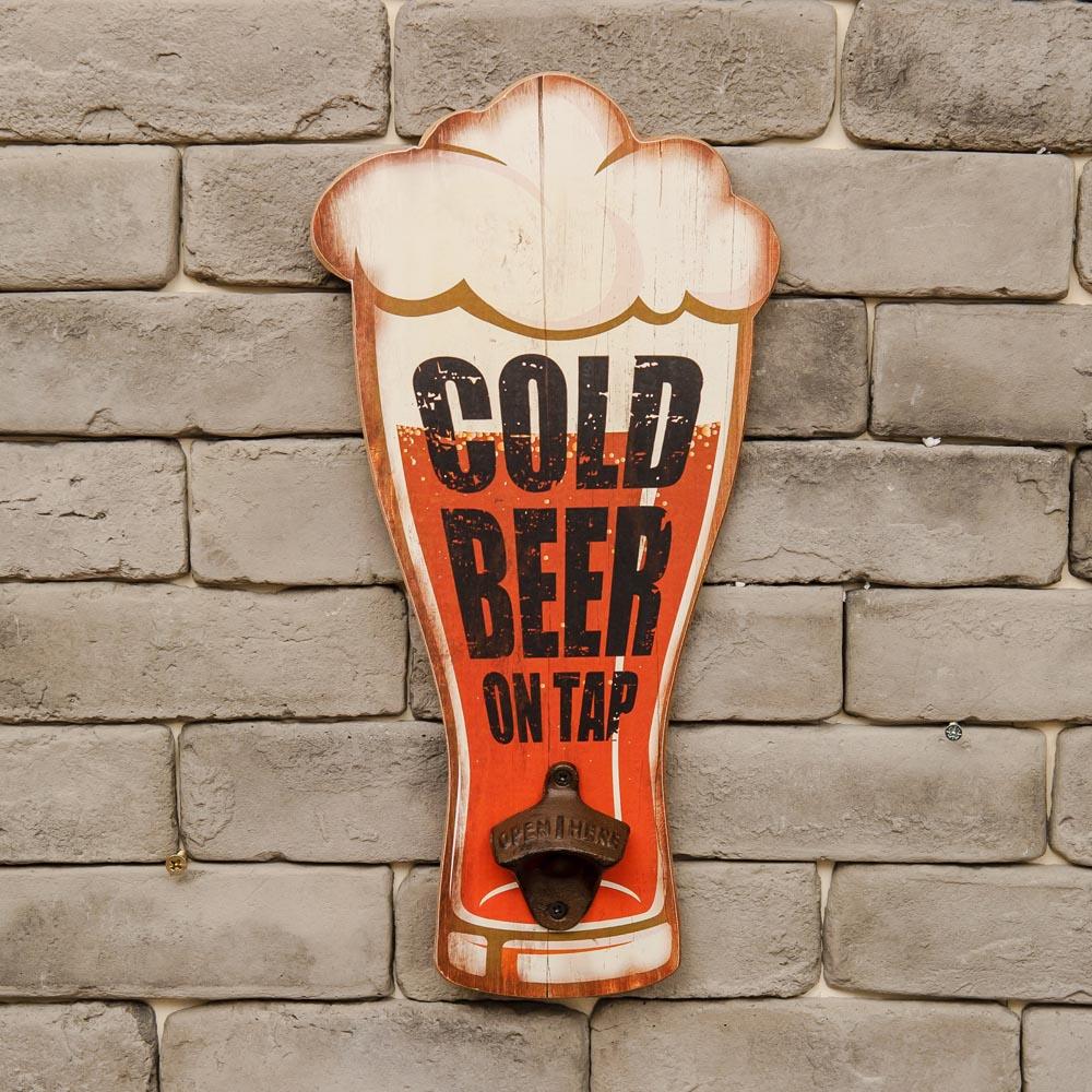Cold Beer開瓶掛飾-生活工場