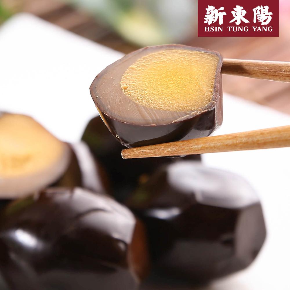 【新東陽】綜合香鐵蛋(175g原味*3包+175g辣味*3包)